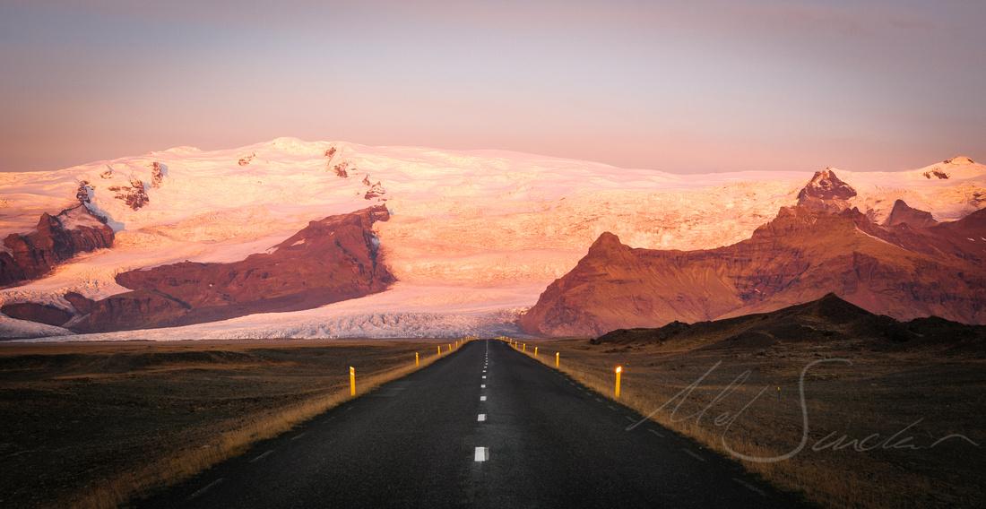 Warming Vatnajökull